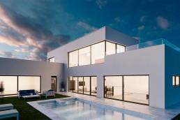 Vivienda Carranque mrdos proyectos arquitectura