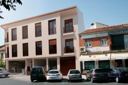 Bloque de viviendas en Illescas - mrdos proyectos, Las Rozas, España