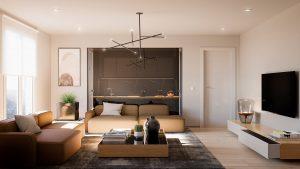 interior viviendas en el señorio de illescas - mrdos proyectos, arquitectura y construcción