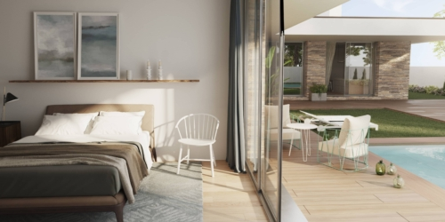 Proyecto de Vivienda en Illescas 5 - MRDOS arquitecto Toledo