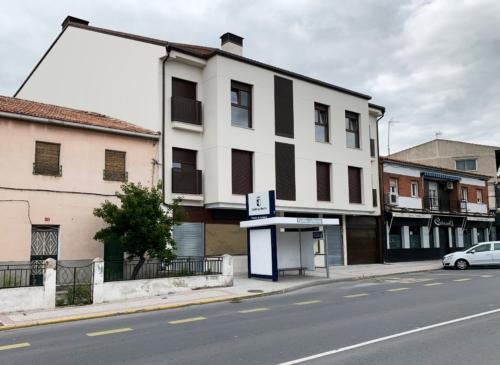 Bloque de viviendas en Illescas ya construido otra vista