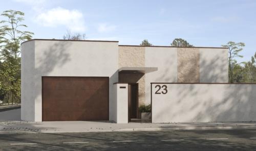 Proyecto arquitectura vivienda en Carranque-022