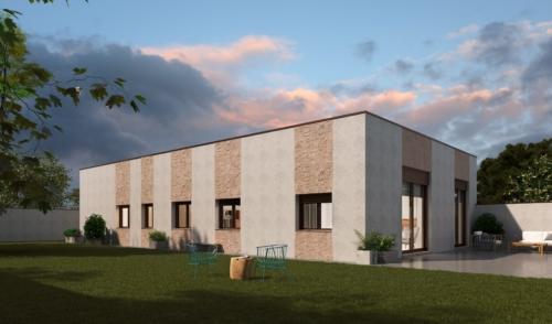 Proyecto arquitectura vivienda en Carranque-021