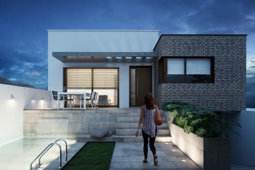 fachada casa Palomeque