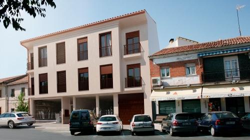 Bloque de viviendas en Illescas