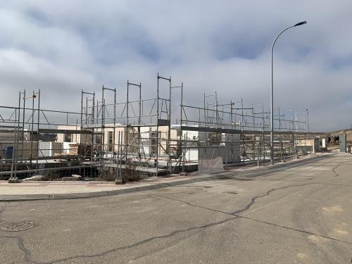 Viviendas 3 VPO en Illescas- mrdos proyectos-Arquitecto en Illescas, Ronda Arco de Ugena, Illescas, España