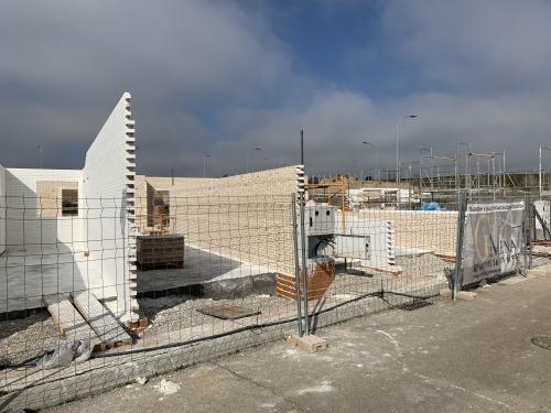 Viviendas 3 VPO en Illescas - mrdos proyectos - Arquitecto en Illescas,Ronda Arco de Ugena, Illescas, España