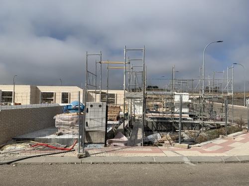 Viviendas 3 VPO en Illescas - mrdos proyectos - Arquitecto en Illescas, Ronda Arco de Ugena, Illescas, España