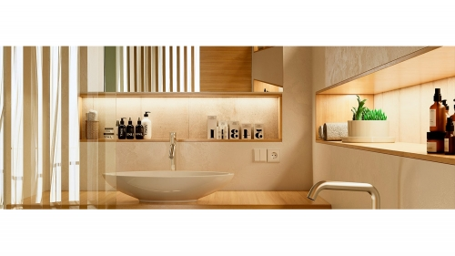 baño bloque viviendas illescas